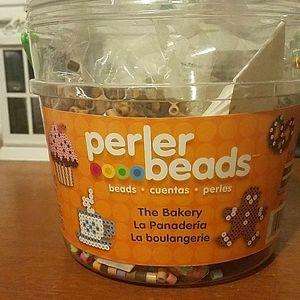 Perler Beads The Bakery Kit
